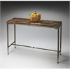 "Console Table, Mountain Lodge, 42-1/4""W, 14""D, 31""H"