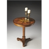 Seymour Antique Cherry Accent Table, Antique Cherry