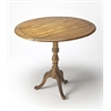 BUTLER Drop-Leaf Hall Table, Dusty Trail