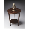 BUTLER Accent Table, Nutmeg