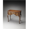 BUTLER Low Boy Console, Vintage Oak