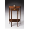Wendell Plantation Cherry Console Table, Plantation Cherry