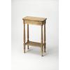 Whitney Driftwood Console Table, Driftwood