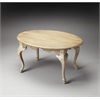 Grace Driftwood Oval Cocktail Table, Driftwood