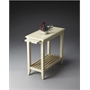 BUTLER Chairside Table, Cottage White