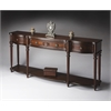 Peyton Plantation Cherry Console Table, Plantation Cherry