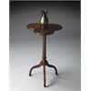 Butler Zenobia Plantation Cherry Accent Table, Plantation Cherry