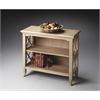 Newport Driftwood Low Bookcase, Driftwood