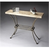 BUTLER Console Table, Metalworks