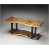 Leopold Reclaimed Wood Bench, Loft