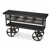 Antietam Industrial Chic Trolley Buffet, Metalworks