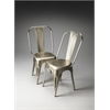 Butler Garcon Iron Side Chair, Metalworks