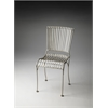 Butler Bingham Iron Side Chair, Metalworks