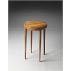 Cagney Solid Wood Accent Table, Loft