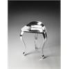 Butler Tripod Metal Stool, Metalworks