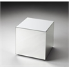 Butler Emerson Mirrored Bunching Cube, Mirror