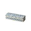 Amanda Blue Bone Inlay Storage Box, Hors D'oeuvres