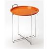 Midtown Orange Tray Table, Orange