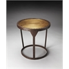 Bonham Iron Side Table, Metalworks