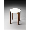Del Mar Contemporary Side Table, Loft