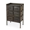 BUTLER Drawer Chest, Metalworks