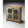 Butler Haveli Reclaimed Wood Display Cabinet, Artifacts