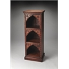 Butler Mihrab Solid Wood Bookcase, Artifacts