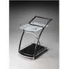 Lana Modern Serving Cart, Loft