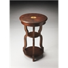 Butler Sloane Plantation Cherry Tiered Accent Table, Plantation Cherry