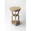 Butler Sloane Driftwood Tiered Accent Table, Driftwood