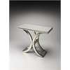 Stefano Mirrored Console Table, Mirror