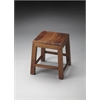 Hewett Solid Wood Stool, Loft