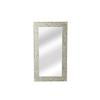 Bone Inlay Wall Mirror, Gray Bone Inlay