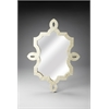 Bone Inlay Wall Mirror, White Bone Inlay