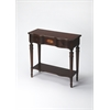 Barrett Plantation Cherry Console Table, Plantation Cherry