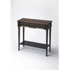 BUTLER Console Table, Café Noir