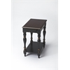 Butler  Café Noir Chairside Table, Café Noir