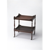 Butler  Plantation Cherry Serving Cart, Plantation Cherry