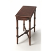 Skilling Antique Cherry Chairside Table, Antique Cherry