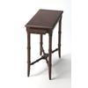 Skilling Plantation Cherry Chairside Table, Plantation Cherry