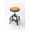 BUTLER Bar Stool, Industrial Chic