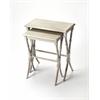 Arabella Driftwood Nesting Tables, Driftwood