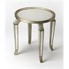 Monroe Mirror Accent Table, Mirror