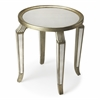 Monroe Mirror Accent Table, Mirror