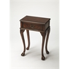 Dumont Plantation Cherry Console Table, Plantation Cherry