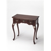 Grace Plantation Cherry Console Table, Plantation Cherry