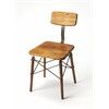 Bern Industrial Chic Side Chair, Industrial Chic