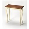 Annie Mahogany Console Table, Loft