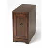 Cabral Antique Cherry Chairside Chest, Antique Cherry