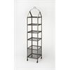 Trammel Industrial Chic Etagere, Industrial Chic